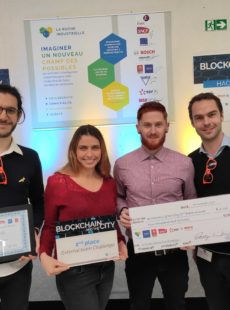 Usage de la Blockchain dans le secteur de la Mobilité et des Smart Cities : Yélé Consulting au Hackathon « Blockchain and the City Challenge »