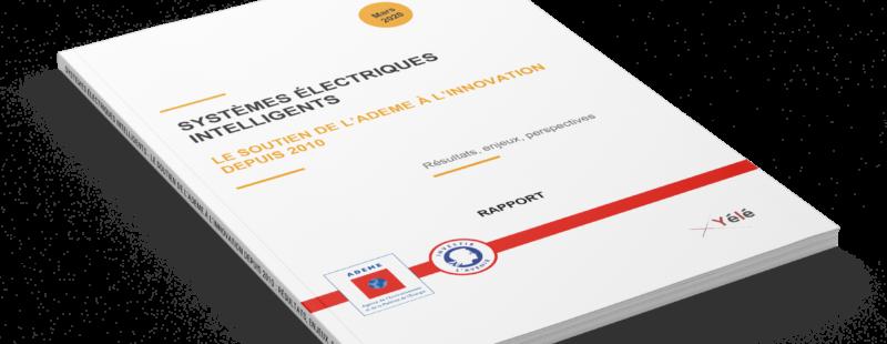Etude ADEME : 10 ans de soutien à l'innovation  dans le domaine des Smart Grids