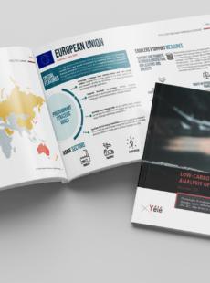 Développement de l'hydrogène bas-carbone : analyse de 19 stratégies et roadmaps à travers le monde