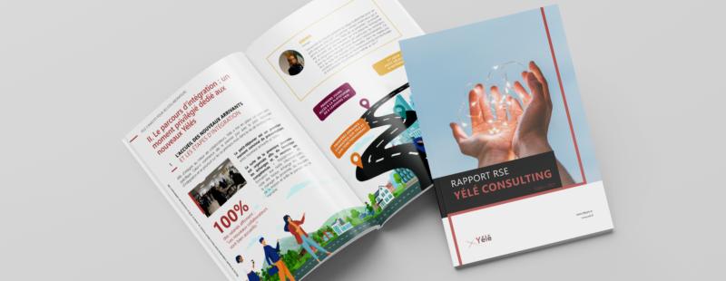 Notre politique RSE : publication de notre premier rapport